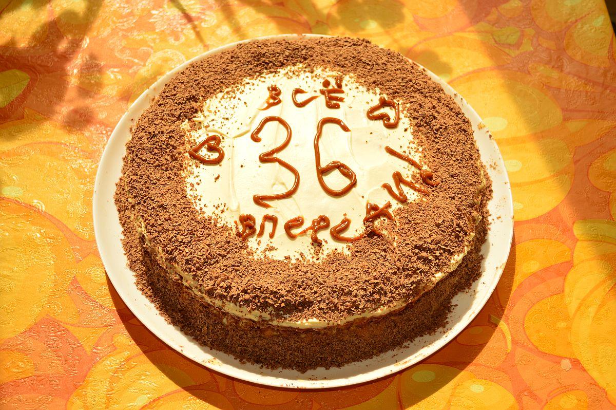 Поздравления с днем рождения на 36 лет